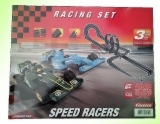 CARRERA Autodráha GO Speed Racers 6,8m 2x looping 2 auta trafo