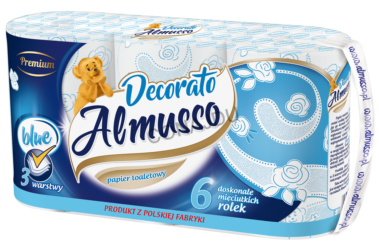 Almusso Decorato 16 ks