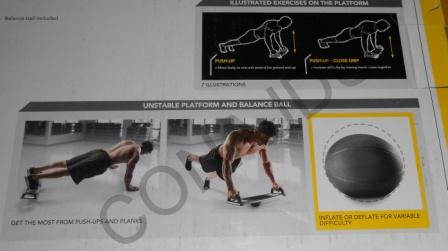 CORE PUSH UP SKLZ